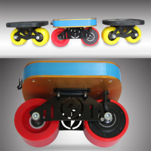 2017 Smallest Electric Skateboard Wireless Control Drifting Eboard pictures & photos
