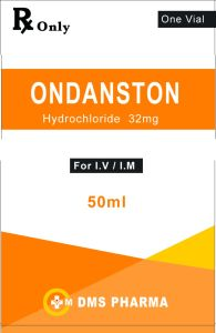 Human Medicine Ondansetron Hydrochloride Injection Premixed for Infusion 50ml pictures & photos