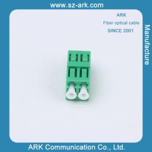 LC/APC Duplex Fiber Optic Adapter pictures & photos