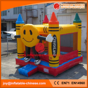 2017 China Inflatable Toy Jumping Castle Bouncer for Amusemnt Park (T1-512) pictures & photos