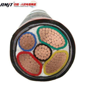5 Core Underground XLPE/PVC Insulated Power Cable pictures & photos