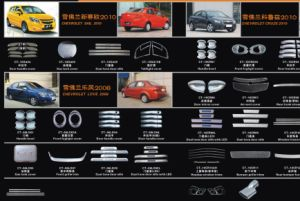 Automobile Chromed Decoration Parts Fittings pictures & photos