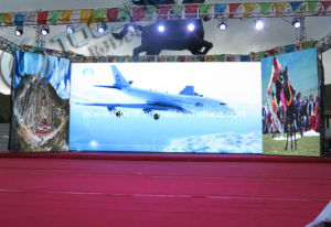 Stage Rental RGB Outdoor High Quality Video LED Display (P3.91, P4.81, P5.95, P6.25) pictures & photos