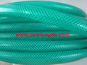 FDA Quality PVC Braid Air Water Hose, ID3/4 Inch pictures & photos