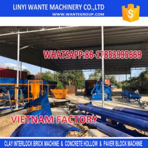 Wante Brand Qt8 Fully Automatic Block Making Machine in Vietnam Price List pictures & photos