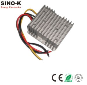 Waterproof DC-DC 12V to 36V 5A 180W Boost Power Converter pictures & photos