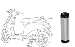 Lithium Ion E-Bike Battery pictures & photos