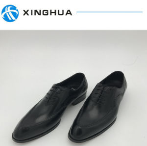 Best Price in Black Men Office Shoes pictures & photos