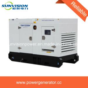 Super Silent Generator, Soundproof Generator 75kVA pictures & photos