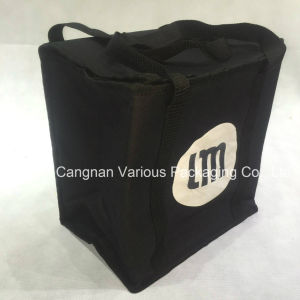Big Capacity 600d Polyester Insulated Cooler Bag pictures & photos