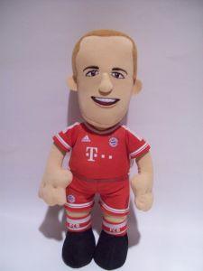 Football Basketball Player Plush Doll Custom Plush Doll pictures & photos