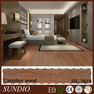 Factory Direct Sell Camphor Wood PVC Vinyl Floor Tile pictures & photos