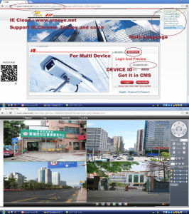 Varifocal 1080P IP Security Web CCTV Cameras Suppliers pictures & photos