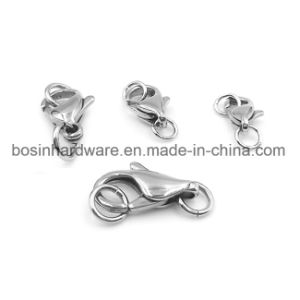 Stainless Steel Lobster Clasp with Jump Rings pictures & photos