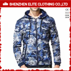 Wholesale High Quality Blue Camo Hoodies for Mens (ELTHI-68) pictures & photos