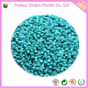 Sky Blue Masterbatch with LDPE Granues pictures & photos