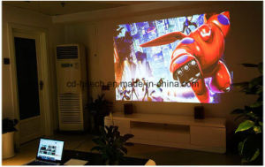 Blu-Ray 3D Home Theater Projector with WiFi