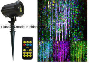 Outdoor Christmas Laser Lights/Mini Laser Light Projector pictures & photos