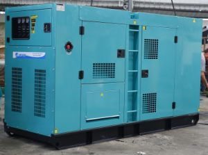 20kVA Denyo Pattern Isuzu Engine Diesel Generator Set pictures & photos