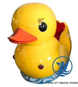Yellow Duck Kiddie Ride Game Machine (ZJ-K143) pictures & photos
