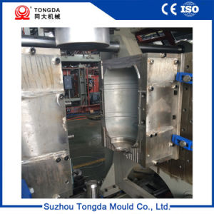Low Price Automatic HDPE Bottle Blow Molding Making Machine pictures & photos