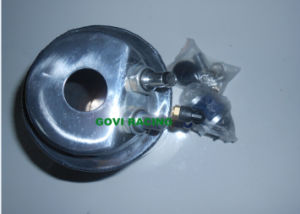 Polished Oil Catch Can with Drain Cock 1/2′′ NPT 1L Capacity pictures & photos