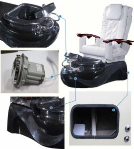 Hot Tub Foot SPA Pedicure Chair (D401-32-D) pictures & photos