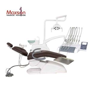 Multifunctional Luxury Top Mounted Instrument Tray Dental Unit Mx-A7