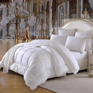 Hotel Supplies Customized Size 100% Polyester Down Alternative Duvet Inner