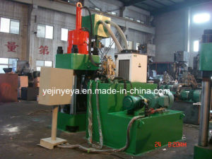 Sbj-500 Automatic Hydraulic Scrap Metal Chips Briquette Machine (factory) pictures & photos