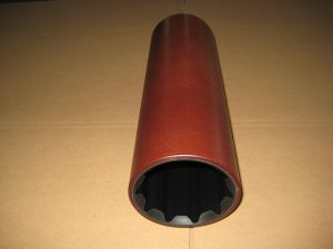 Phenolic Shell Rubber Lined Cutless Bearing