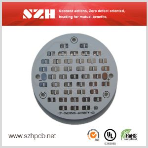 PCB Supplier in China Single-Sided Aluminum LED PCB pictures & photos