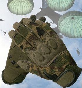 2015 Hot Sale Cheap Military Army Tactical Gloves of Camouflage