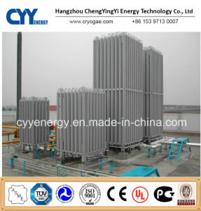 Lox Lin Lar Lco2 LPG LNG High Pressure Ambient Vaporizer pictures & photos