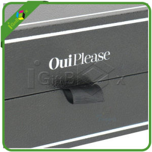 Custom Design Handmade Clam Shell Shape Paper Packaging Box pictures & photos