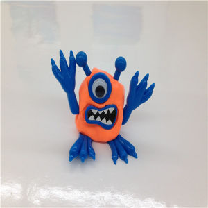 Do It Yourself Splodgy Melting Monster Putty - Create Your Own Monster pictures & photos