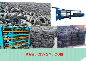 Tyre Compressor for Waste Tyre Distillation Equipment pictures & photos