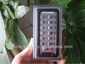 Metal Hosing and Keypad with Back Light, IP68 Waterproof Access Controller pictures & photos