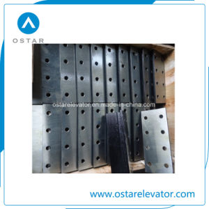 Elevator Fishplate for Guide Rail (OS22) pictures & photos