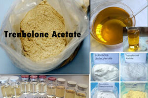 Fitness Injectable Steroid Trenbolone Acetate Powder (Finaplix H/Revalor-H) pictures & photos