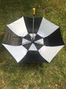 2 Folding Golf Umbrella with Auto Open Style pictures & photos