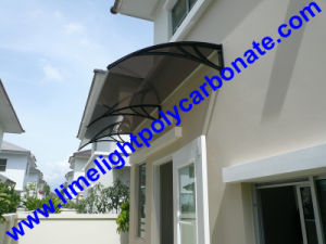 DIY Awning, Door Awning, Window Awning, Polycarbonate Awning, Rain Awning, Sun Awning, PC Awning, Balcony Awning, Shopfront Awning, Air Conditioner Awning Shade
