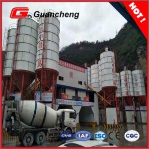 Hls 60m3 Central Mix Concrete Batch Plant Sale in Indonesia pictures & photos