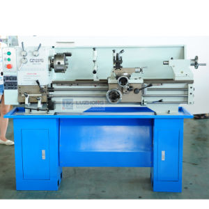High Precision Metal Gap Bed Lathe Machine (CZ1237G CZ1337G) pictures & photos