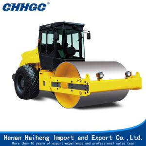 Hot Sale14t Mechanical Single Light Drum Vibratory Rollers Wholesale pictures & photos