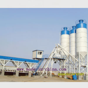25m3/H Unique Technical Advantages Automatic Concrete Batching / Mixing Plant
