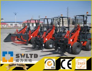 Swltd Brand Wheel Loader/Mini Loader with CE pictures & photos