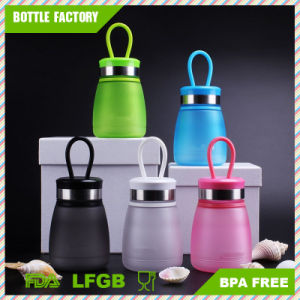 Small Capacity PC Plastic Water Bottle with Handle pictures & photos