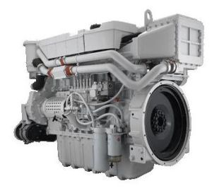 Kipor Kd6114zlm Marine Diesel Engine for Boat/Ship Use 190HP pictures & photos