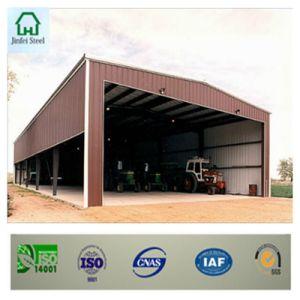 Prefabricated Steel Structural Hangars Buildings